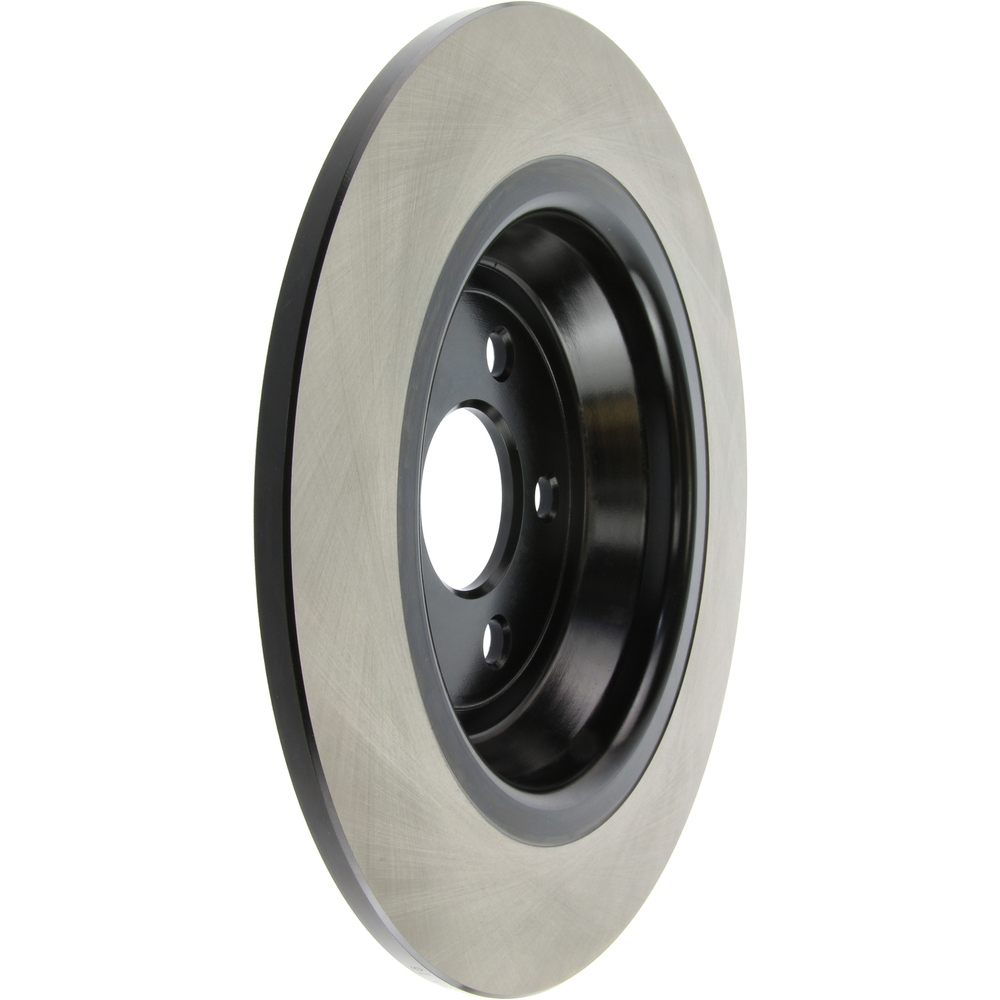 CENTRIC PARTS - Centric Premium Disc Brake Rotors (Rear) - CEC 120.61113
