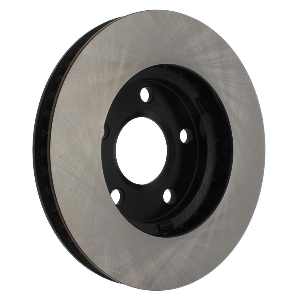CENTRIC PARTS - Centric Premium Disc Brake Rotors (Front) - CEC 120.62057