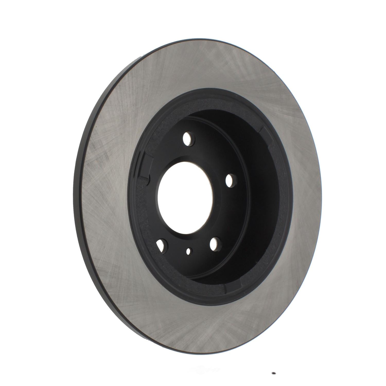 CENTRIC PARTS - Centric Premium Disc Brake Rotors (Rear) - CEC 120.62101