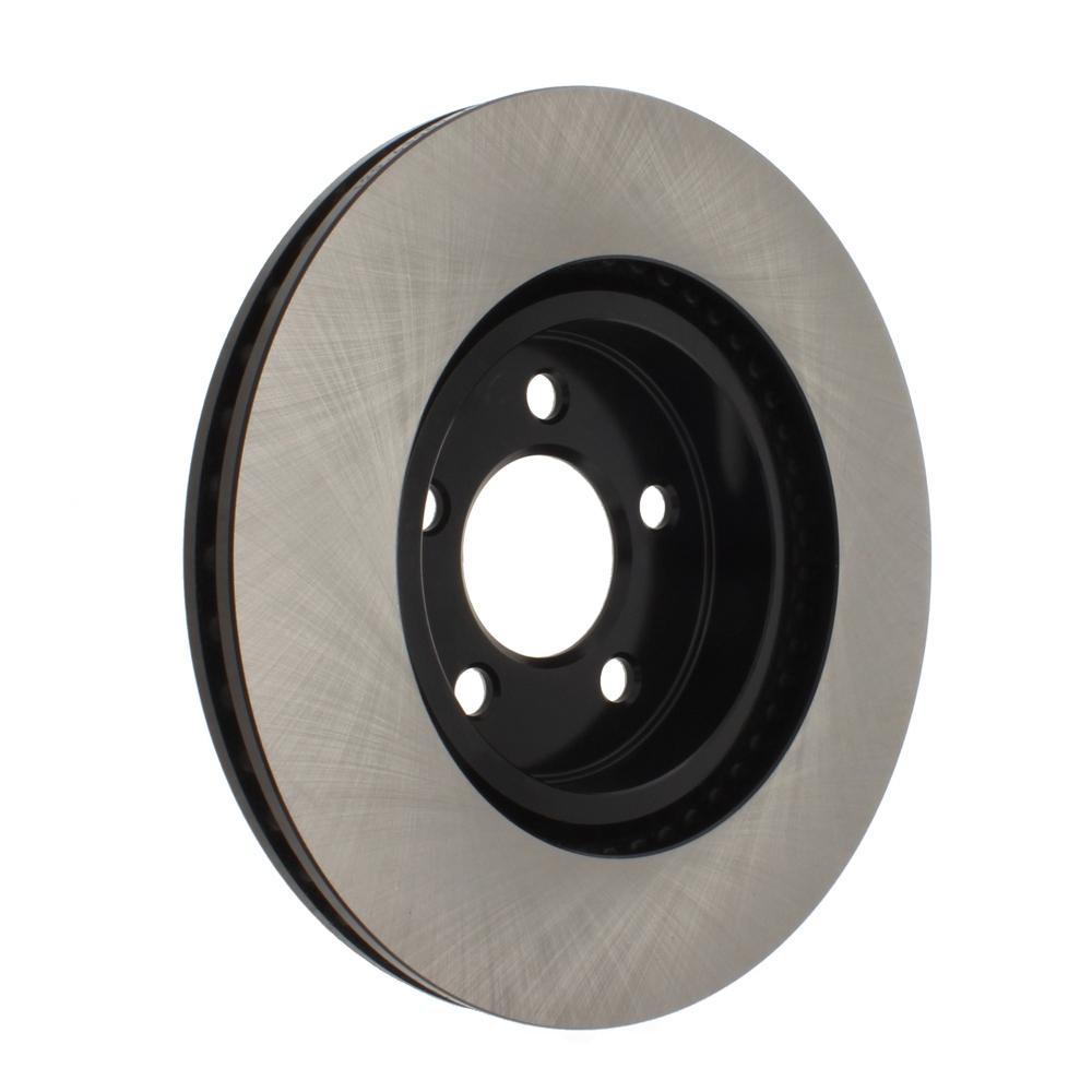 CENTRIC PARTS - Centric Premium Disc Brake Rotors (Front) - CEC 120.63059
