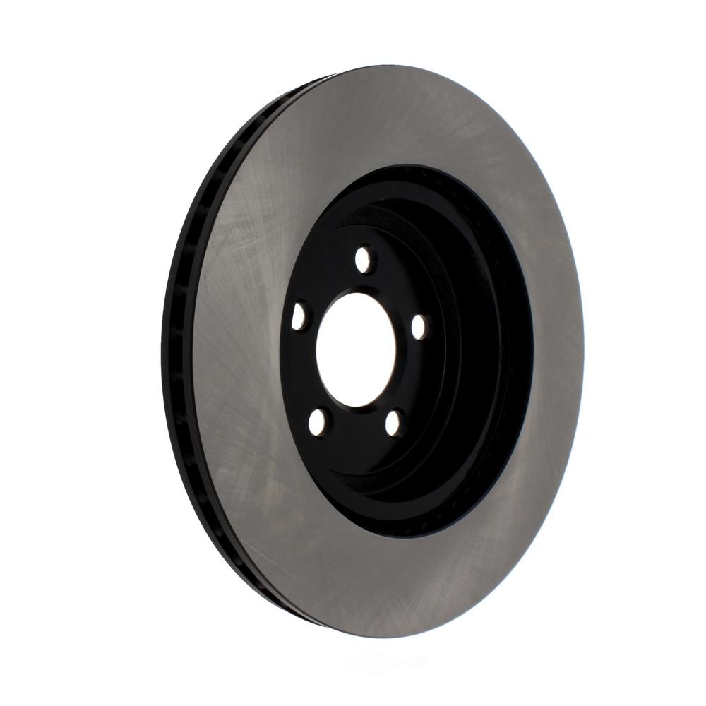 CENTRIC PARTS - Centric Premium Disc Brake Rotors (Front) - CEC 120.63061