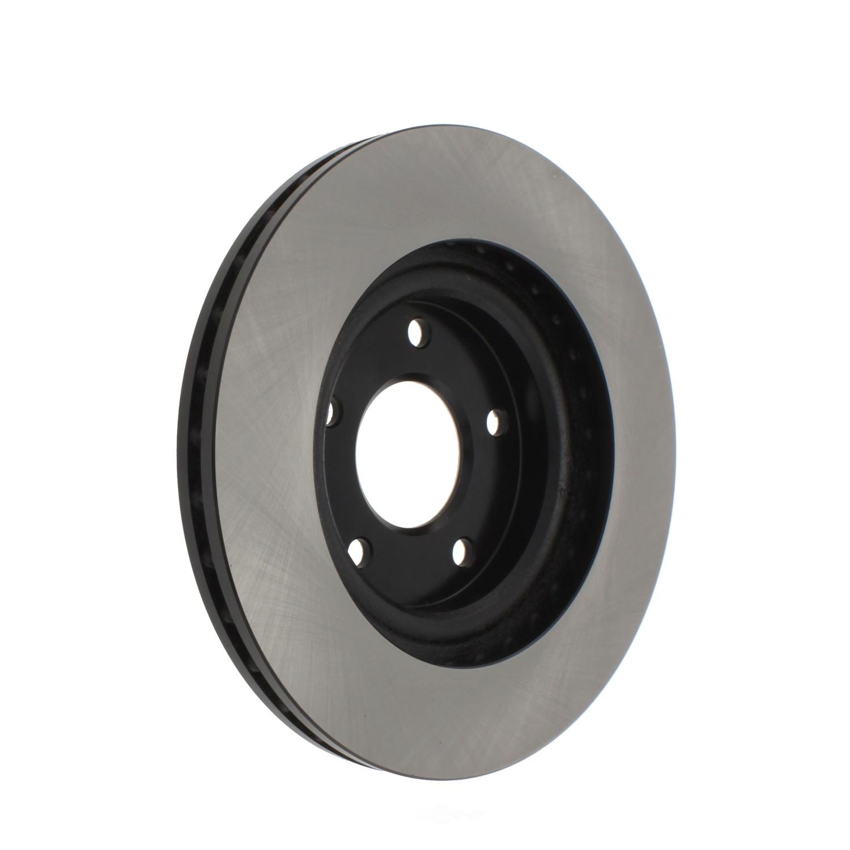 CENTRIC PARTS - Centric Premium Disc Brake Rotors (Front) - CEC 120.63067