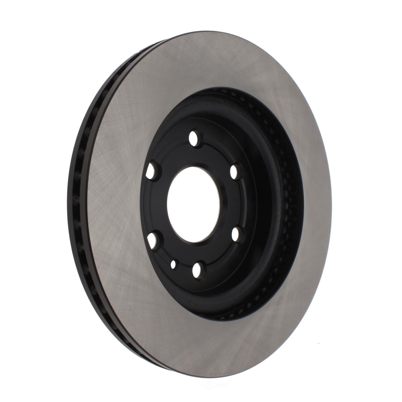 CENTRIC PARTS - Premium Disc - Preferred (Front) - CEC 120.66069