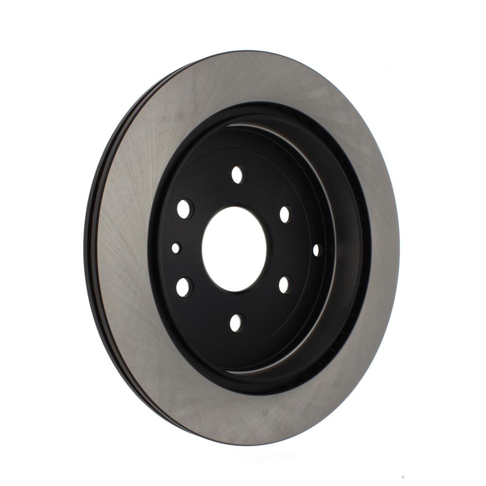 CENTRIC PARTS - Centric Premium Disc Brake Rotors (Rear) - CEC 120.66070