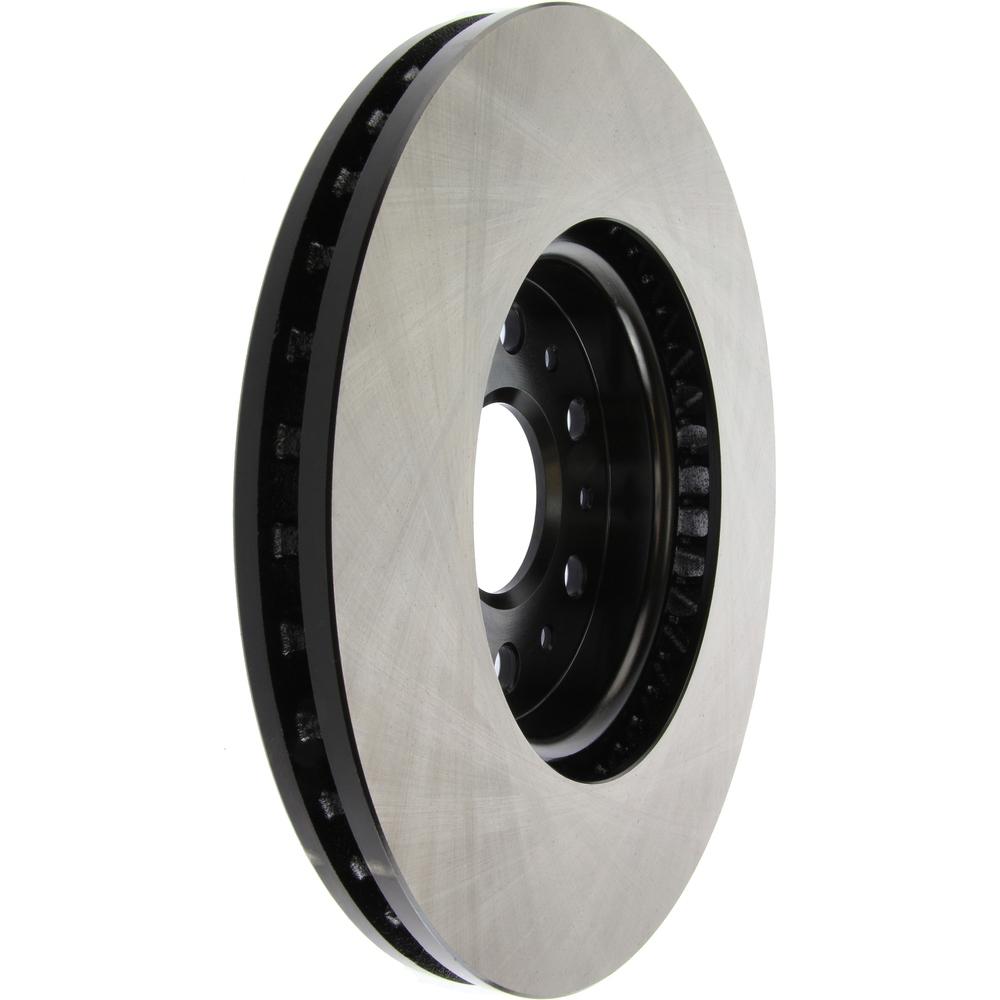 CENTRIC PARTS - Premium Disc - Preferred (Front) - CEC 120.66076