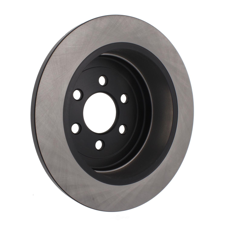 CENTRIC PARTS - Centric Premium Disc Brake Rotors - CEC 120.67058