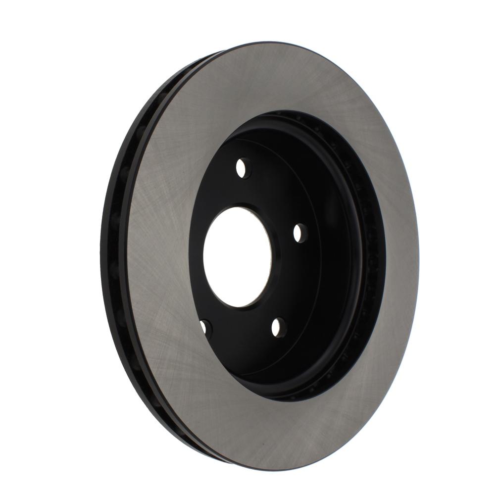 CENTRIC PARTS - Premium Disc-Preferred (Front) - CEC 120.67065