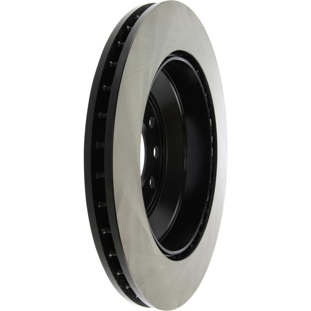 CENTRIC PARTS - High Carbon Alloy Brake Disc-Preferred (Rear) - CEC 125.33078