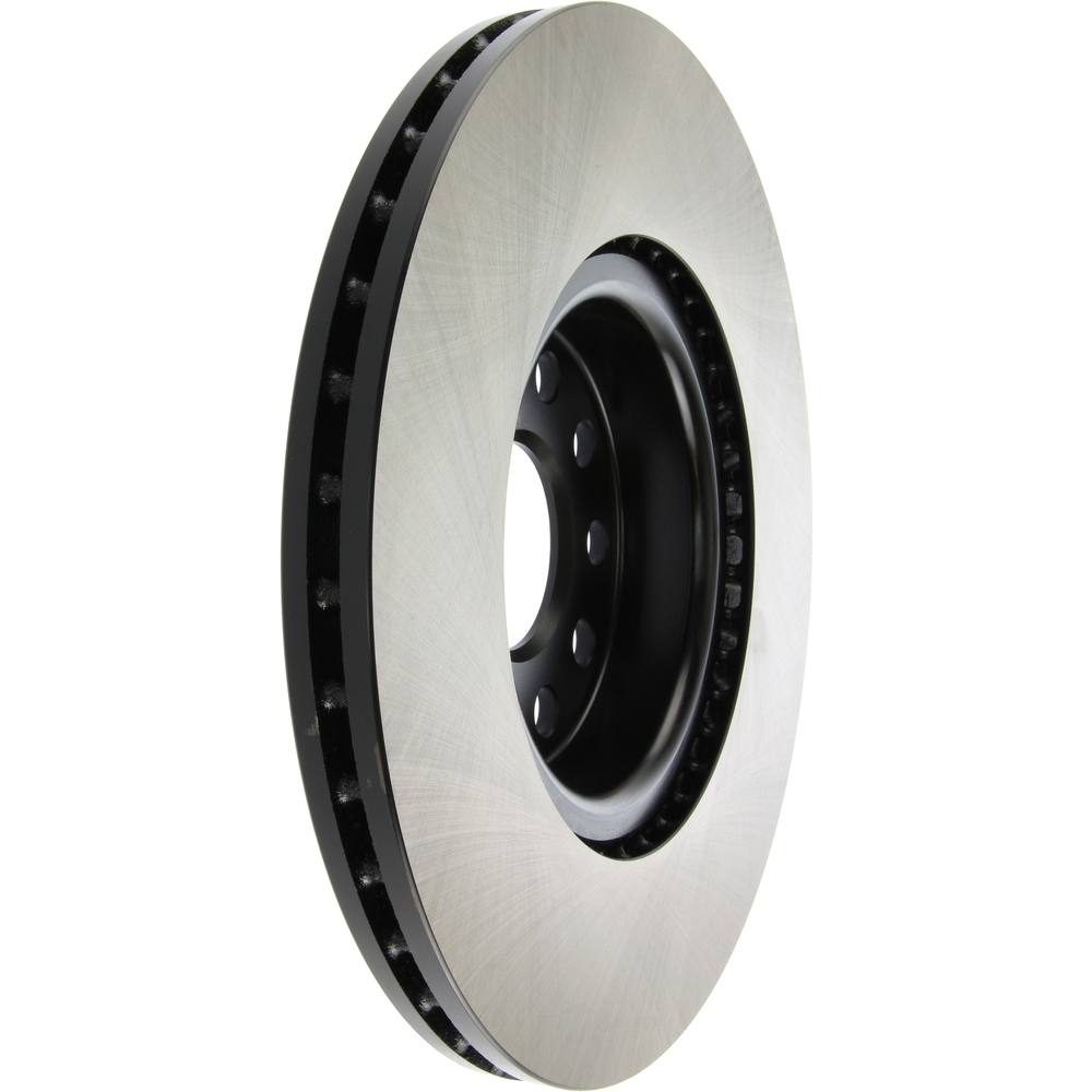 CENTRIC PARTS - High Carbon Alloy Brake Disc-Preferred (Front) - CEC 125.33098