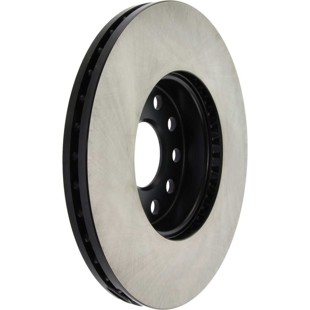 CENTRIC PARTS - High Carbon Alloy Brake Disc-Preferred (Front) - CEC 125.33110