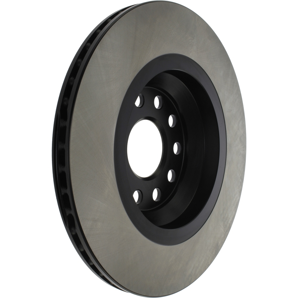 CENTRIC PARTS - High Carbon Alloy Brake Disc-Preferred (Rear) - CEC 125.33113