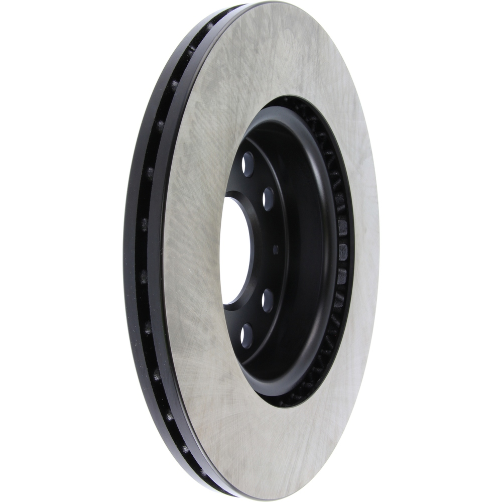 CENTRIC PARTS - High Carbon Alloy Brake Disc-Preferred (Front) - CEC 125.33132