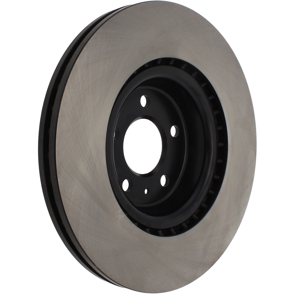 CENTRIC PARTS - High Carbon Alloy Brake Disc-Preferred (Front) - CEC 125.33138