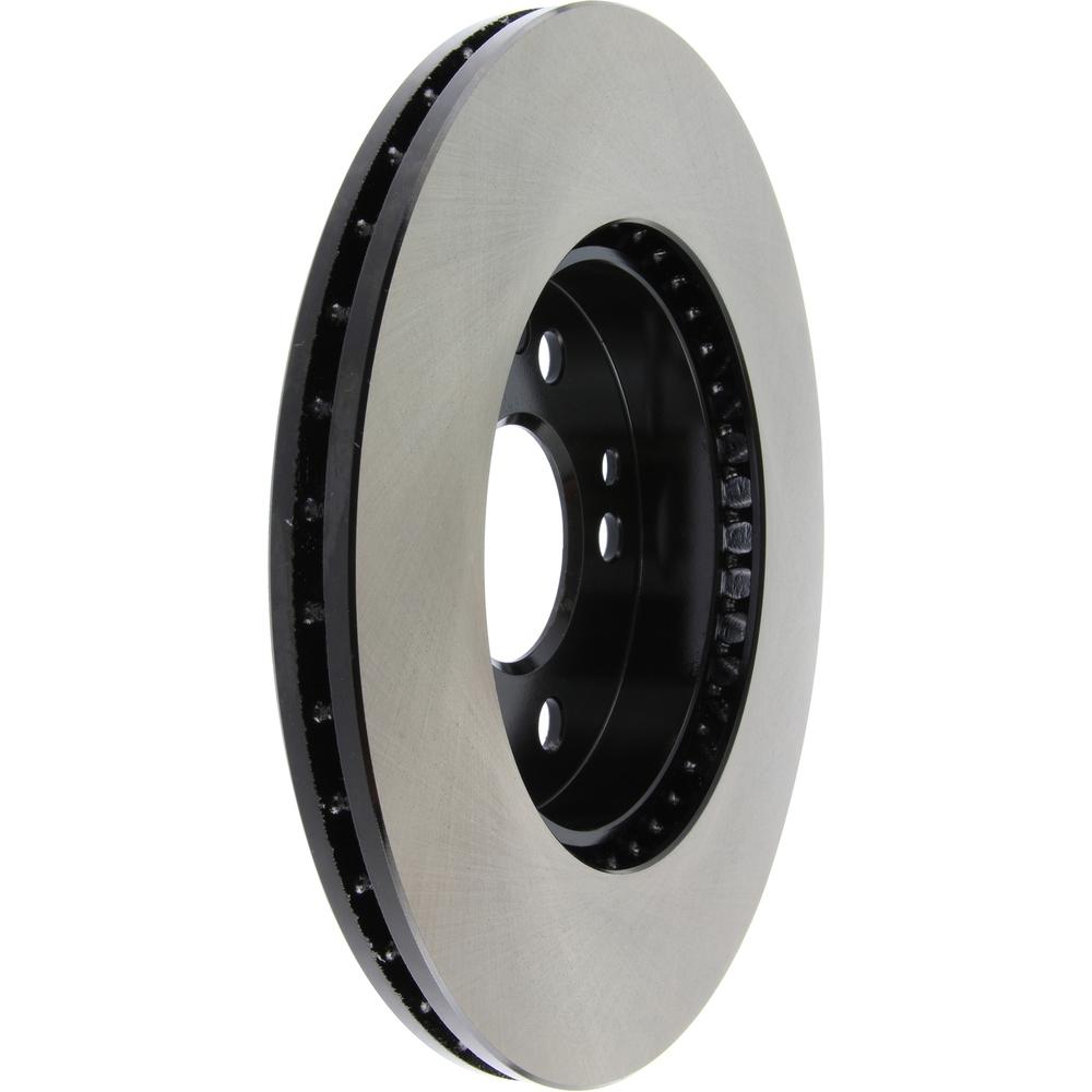 CENTRIC PARTS - Centric High Carbon Alloy Disc Brake Rotors (Front) - CEC 125.35015