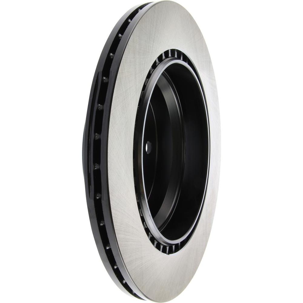 CENTRIC PARTS - High Carbon Alloy Brake Disc-Preferred (Rear) - CEC 125.35063
