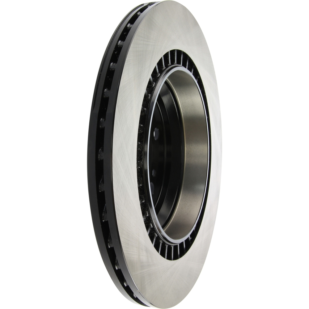 CENTRIC PARTS - High Carbon Alloy Brake Disc-Preferred (Rear) - CEC 125.35096