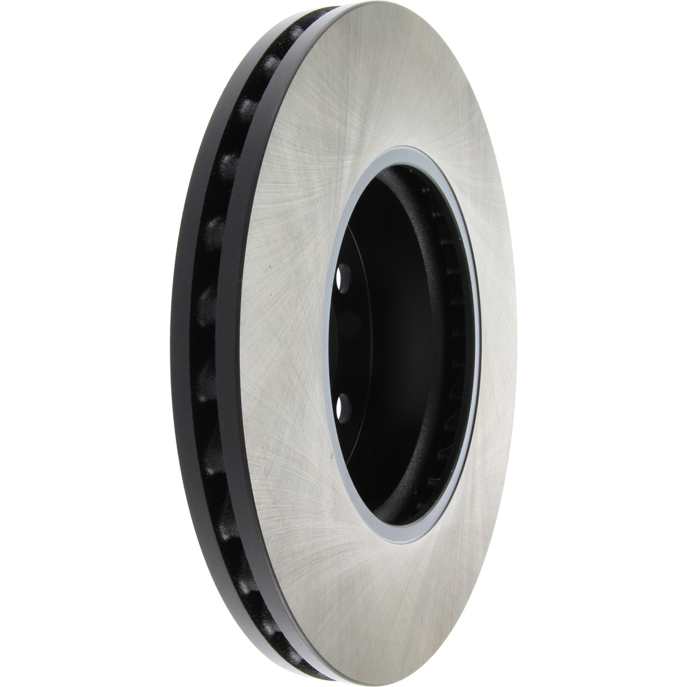 CENTRIC PARTS - High Carbon Alloy Brake Disc-Preferred (Front) - CEC 125.35109