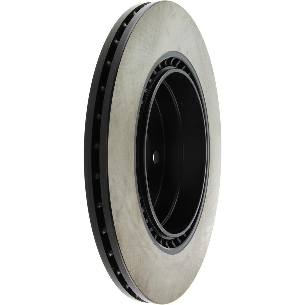 CENTRIC PARTS - High Carbon Alloy Brake Disc-Preferred (Rear) - CEC 125.35115