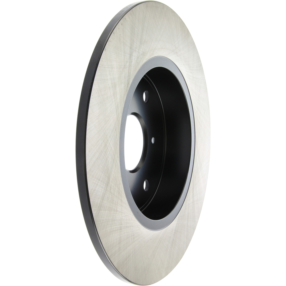 CENTRIC PARTS - High Carbon Alloy Brake Disc-Preferred (Front) - CEC 125.35116