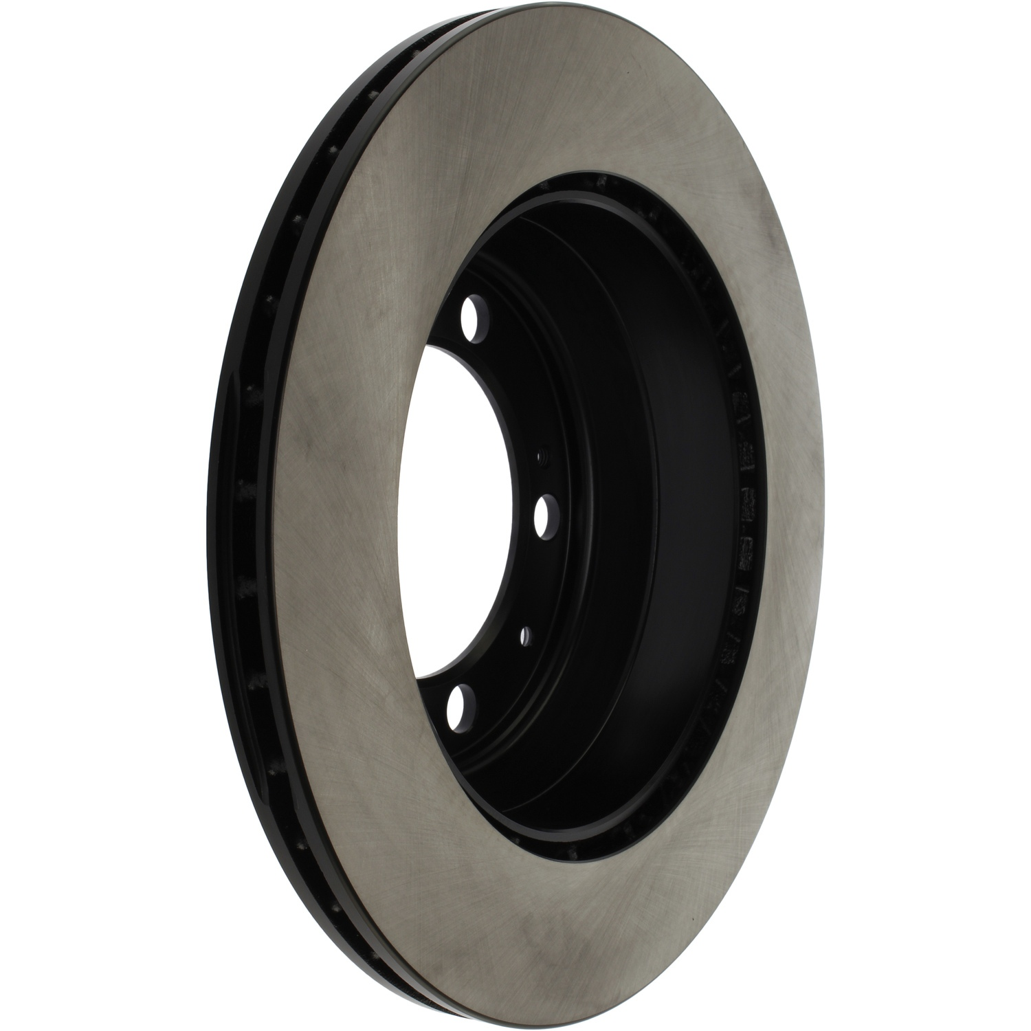 CENTRIC PARTS - High Carbon Alloy Brake Disc-Preferred (Rear) - CEC 125.37007