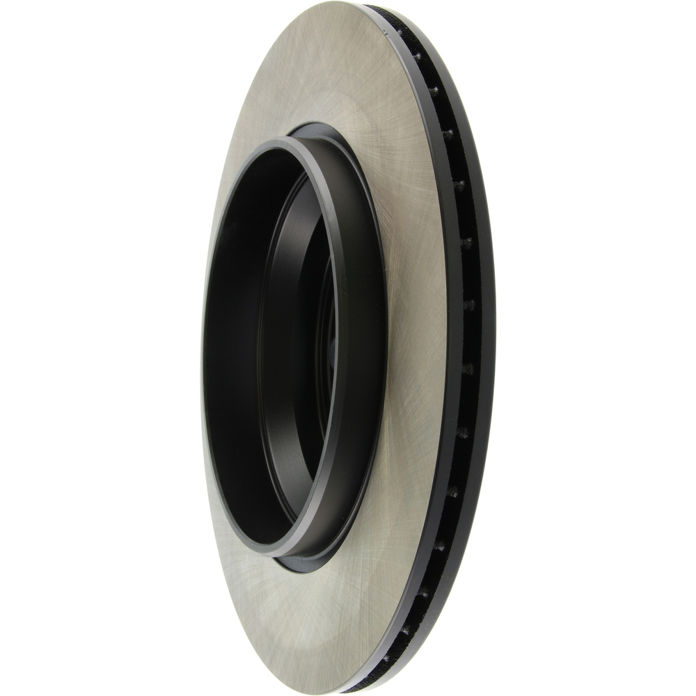 CENTRIC PARTS - High Carbon Alloy Brake Disc-Preferred (Rear) - CEC 125.39033