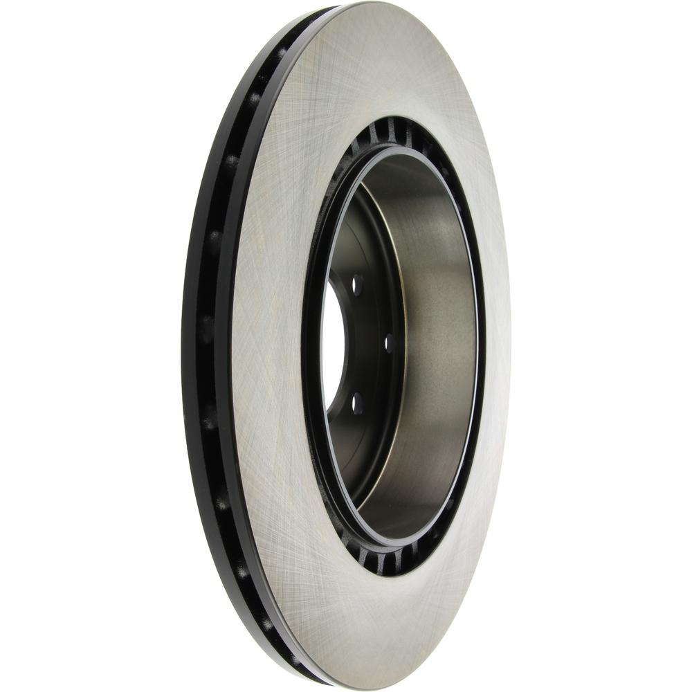 CENTRIC PARTS - Centric High Carbon Alloy Disc Brake Rotors (Rear) - CEC 125.46075