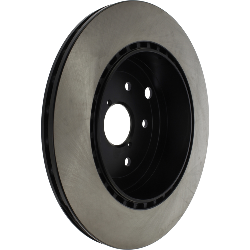 CENTRIC PARTS - Centric High Carbon Alloy Disc Brake Rotors (Rear) - CEC 125.47030