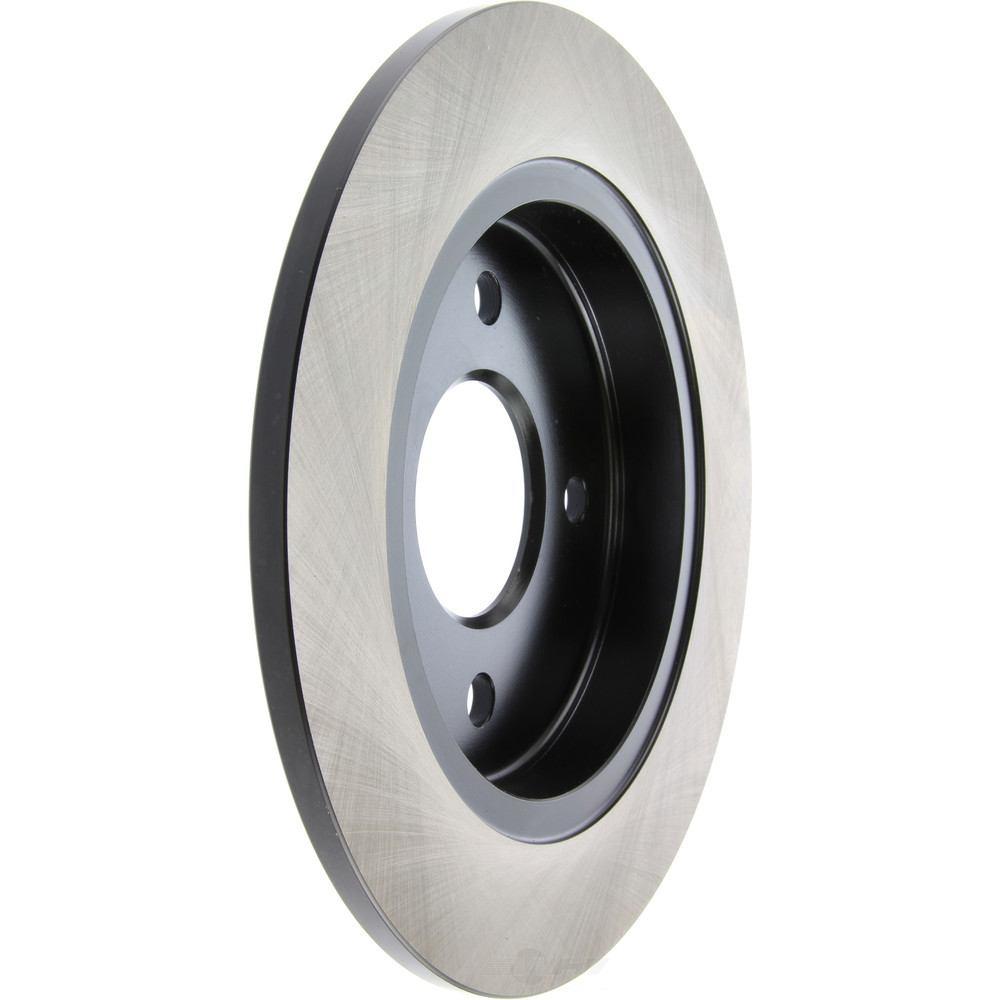 CENTRIC PARTS - High Carbon Alloy Brake Disc-Preferred (Rear) - CEC 125.61070