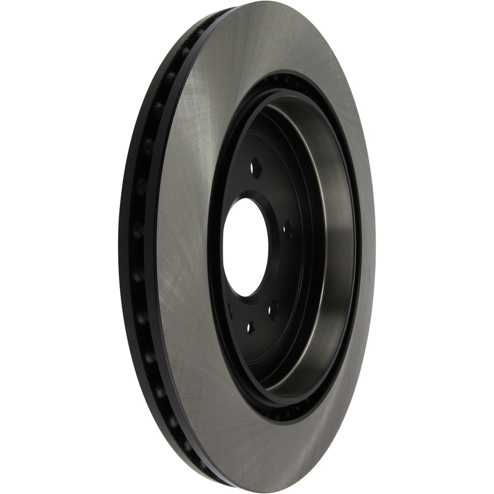 CENTRIC PARTS - High Carbon Alloy Brake Disc-Preferred (Rear) - CEC 125.62135