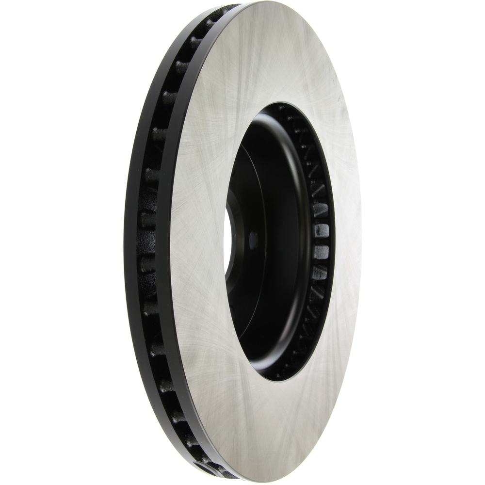 CENTRIC PARTS - High Carbon Alloy Brake Disc-Preferred - CEC 125.62138
