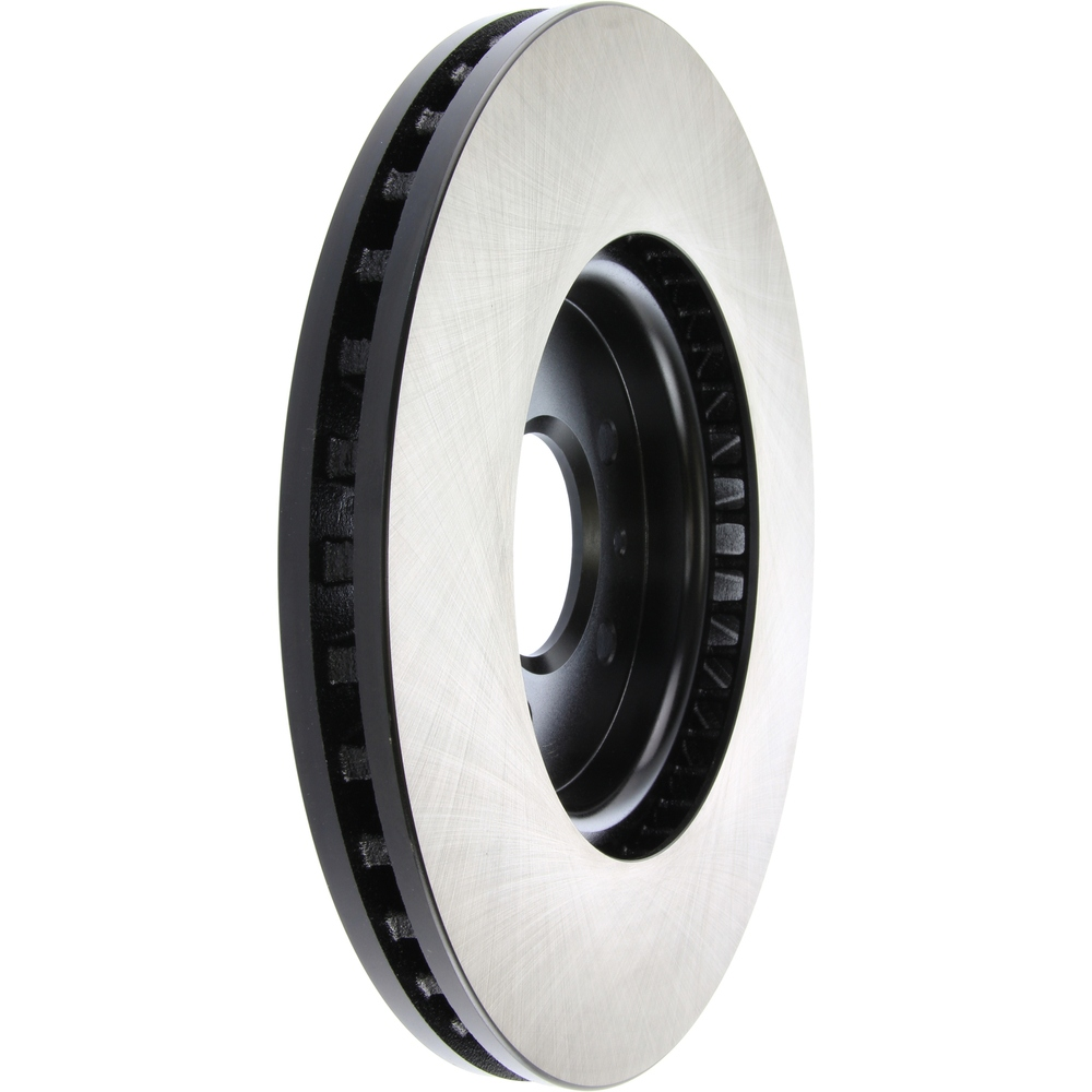 CENTRIC PARTS - High Carbon Alloy Brake Disc-Preferred (Front) - CEC 125.62152