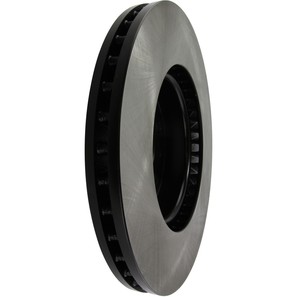 CENTRIC PARTS - High Carbon Alloy Brake Disc-Preferred (Front) - CEC 125.62154