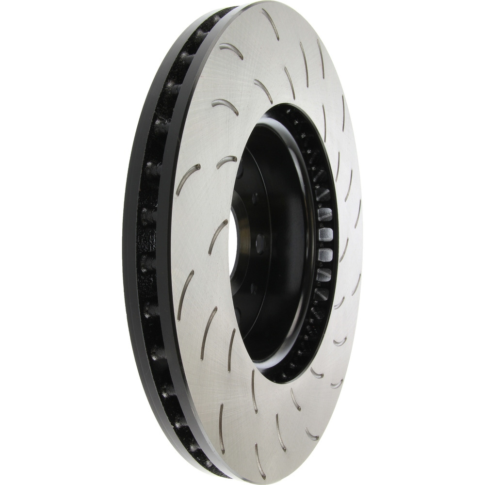 CENTRIC PARTS - OE Type Slotted Brake Disc-Preferred (Front Right) - CEC 126.62161