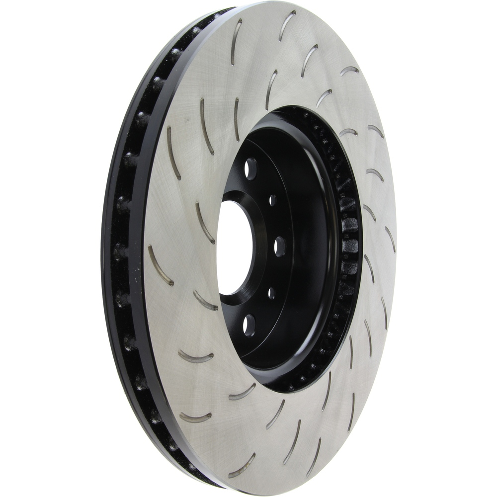 CENTRIC PARTS - OE Type Slotted Brake Disc-Preferred (Front Left) - CEC 126.62162
