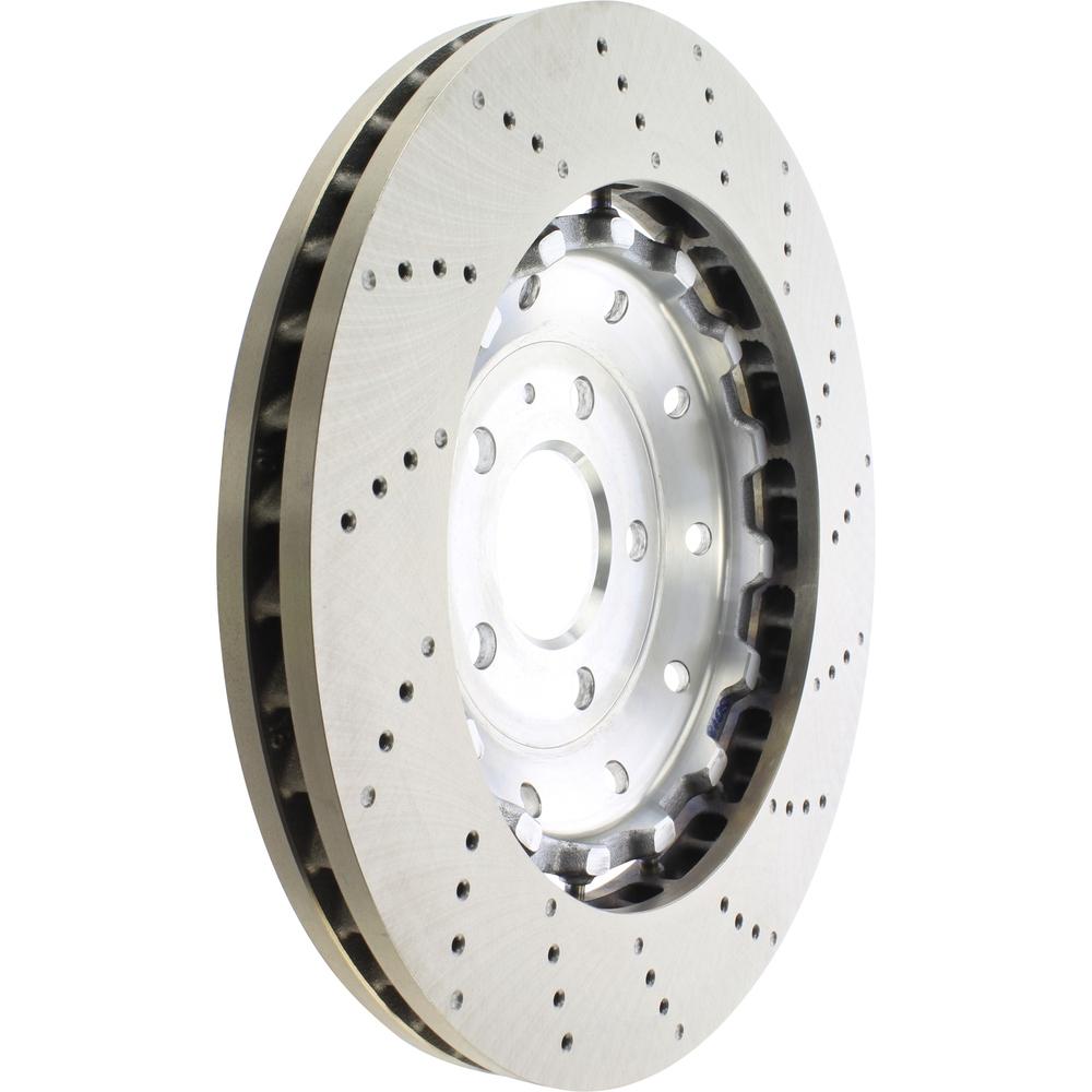 CENTRIC PARTS - Centric Premium OE Style Cross-Drilled Disc Brake Rotors - CEC 128.33122