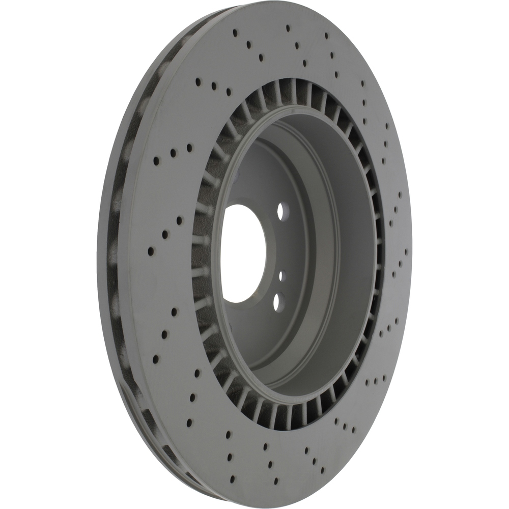 CENTRIC PARTS - OE Type Drilled Disc-Preferred - CEC 128.35096