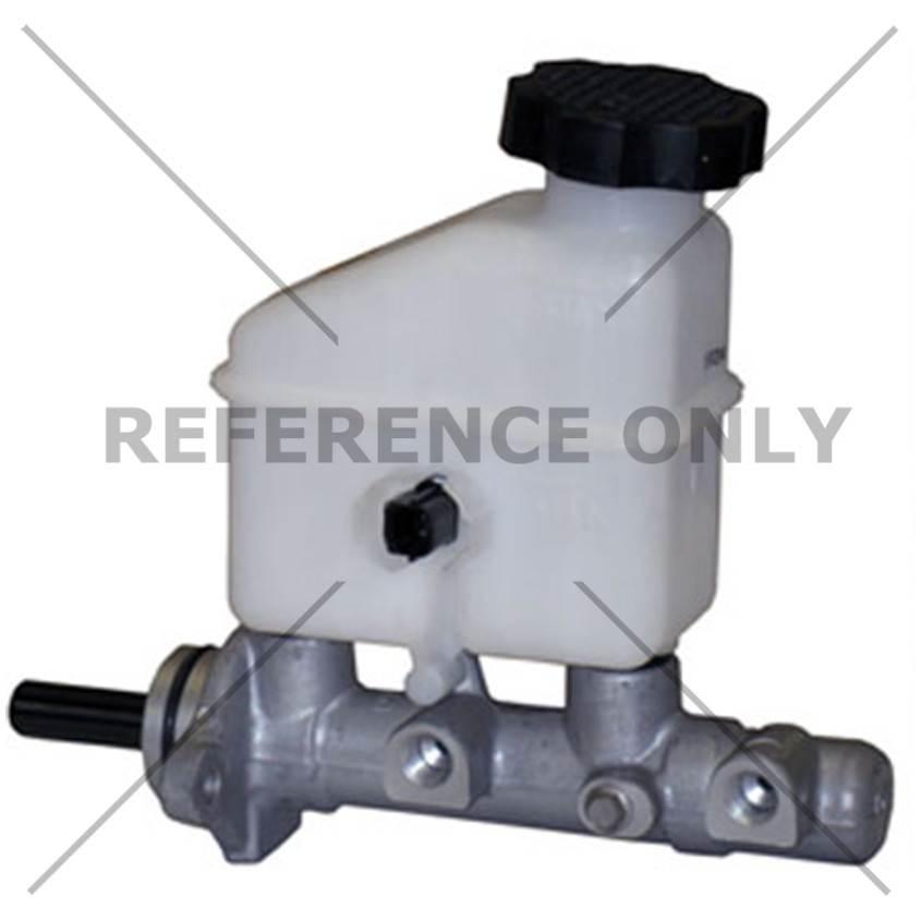 CENTRIC PARTS - Premium Master Cylinder - Preferred - CEC 130.50051
