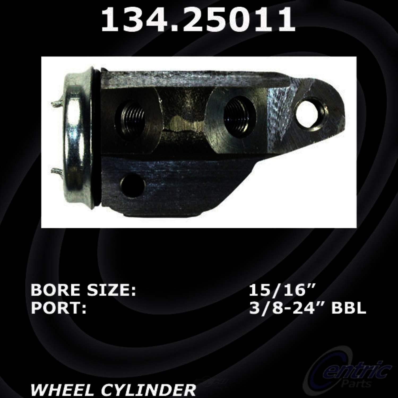 CENTRIC PARTS - Premium Wheel Cylinder-Preferred - CEC 134.25011