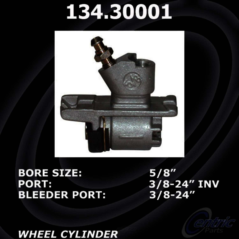 CENTRIC PARTS - Premium Wheel Cylinder-Preferred (Rear) - CEC 134.30001