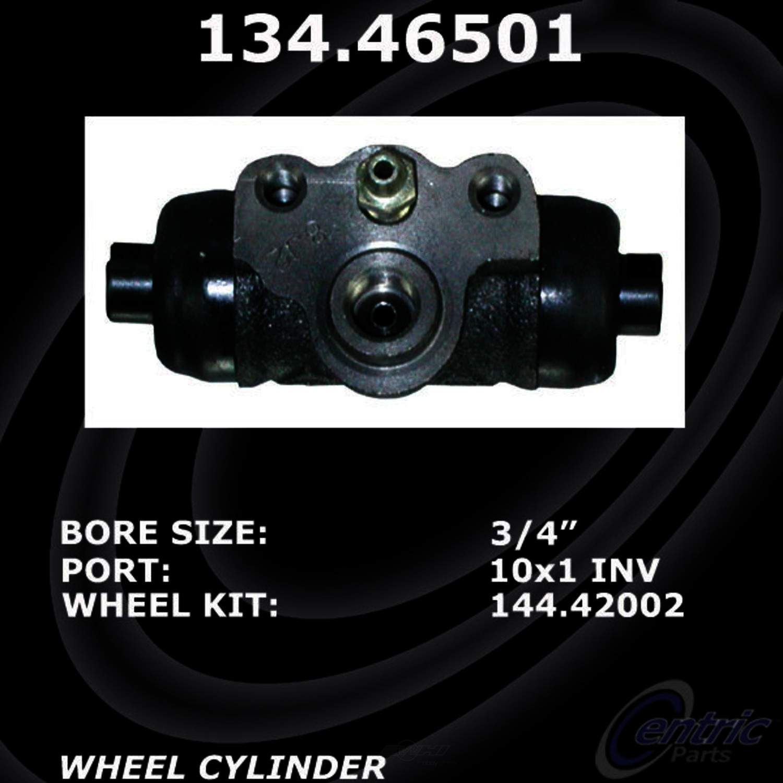 CENTRIC PARTS - Premium Wheel Cylinder-Preferred (Rear) - CEC 134.46501