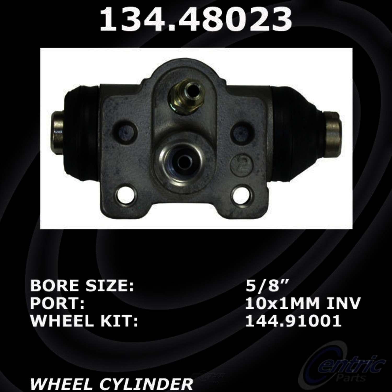 CENTRIC PARTS - Premium Wheel Cylinder-Preferred (Rear Right) - CEC 134.48023