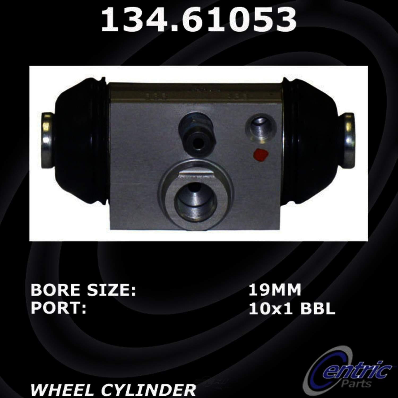 CENTRIC PARTS - Premium Wheel Cylinder-Preferred (Rear) - CEC 134.61053