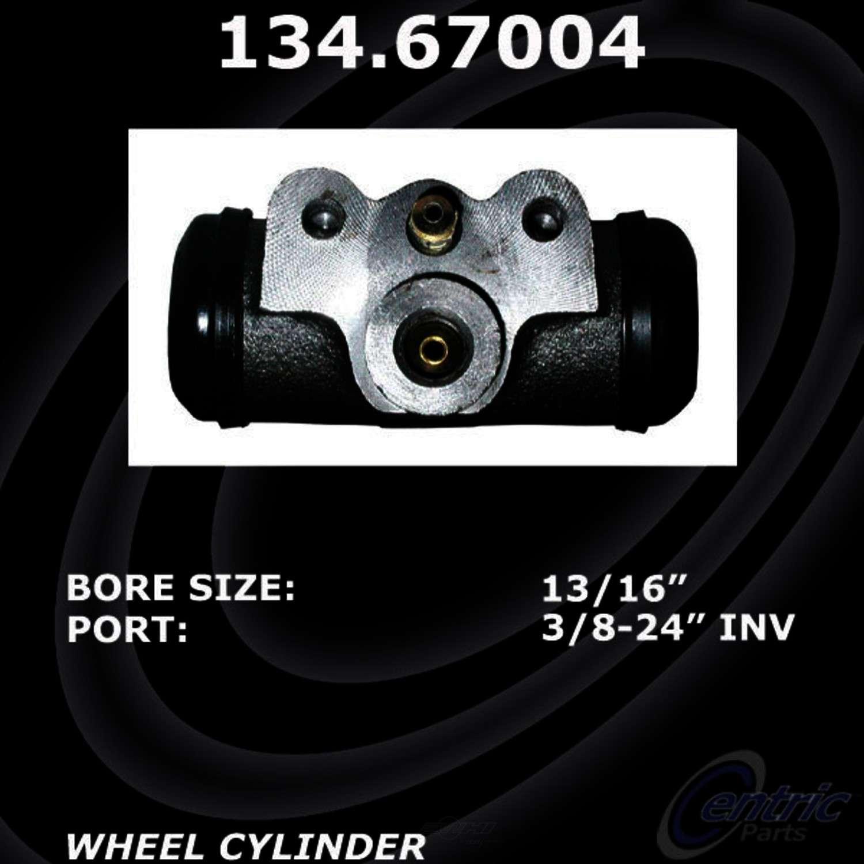 CENTRIC PARTS - Premium Wheel Cylinder-Preferred - CEC 134.67004