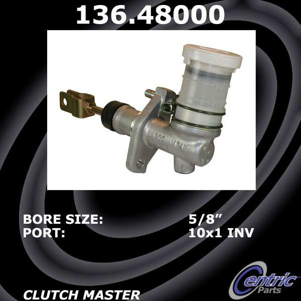 CENTRIC PARTS - Premium Clutch Master Cylinder-Preferred - CEC 136.48000