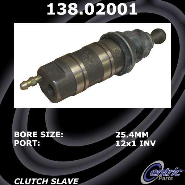 CENTRIC PARTS - Centric Premium Clutch Slave Cylinders - CEC 138.02001