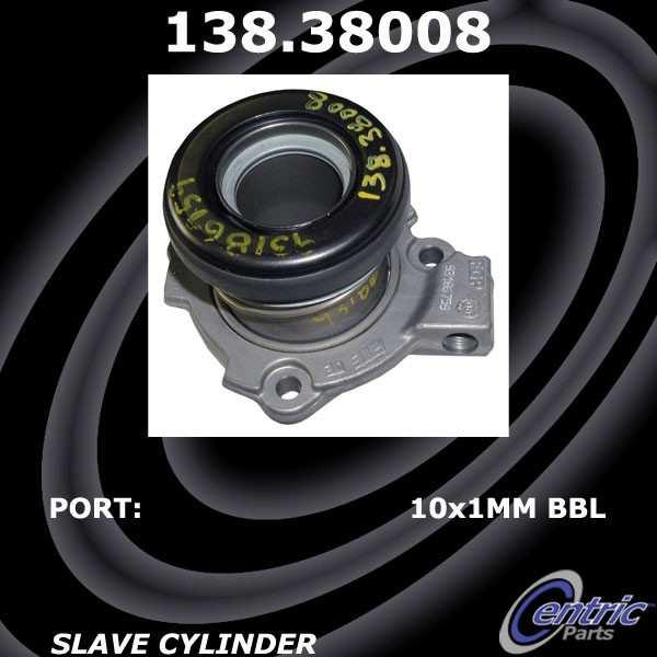 CENTRIC PARTS - Premium Clutch Slave Cylinder-Preferred - CEC 138.38008