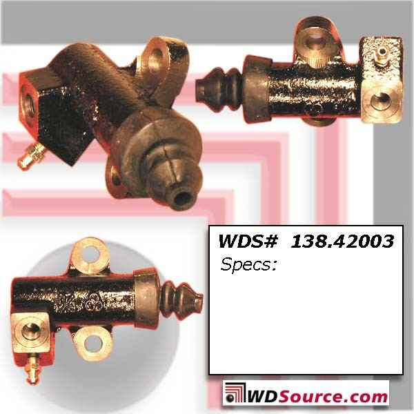 CENTRIC PARTS - Premium Clutch Slave Cylinder-Preferred - CEC 138.42003