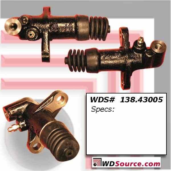 CENTRIC PARTS - Premium Clutch Slave Cylinder-Preferred - CEC 138.43005