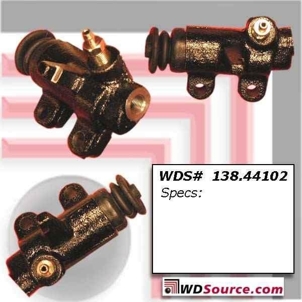 CENTRIC PARTS - Premium Clutch Slave Cylinder-Preferred - CEC 138.44102