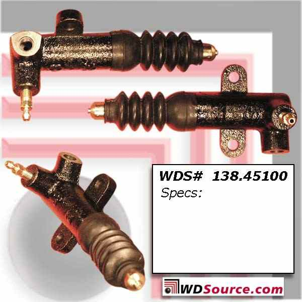 CENTRIC PARTS - Premium Clutch Slave Cylinder-Preferred - CEC 138.45100